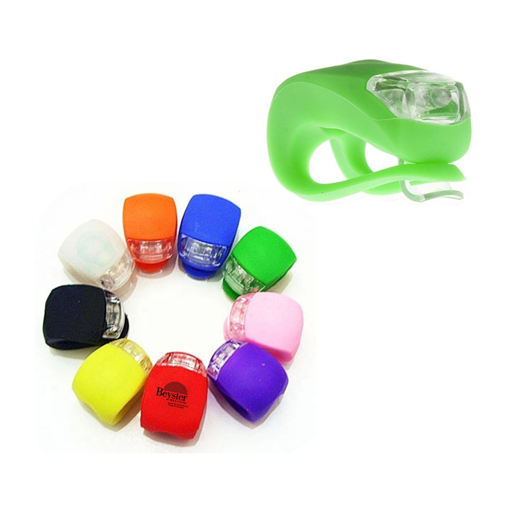 Silicone LED Bike Flasher