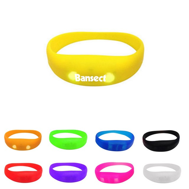 Motion Activated LED Pulse Wristband - Motion Activated LED Pulse Wristband