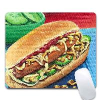 "1/12"" Thick Full Color Large Mouse Pad - 1/12"" Thick Full Color Large Mouse Pad"