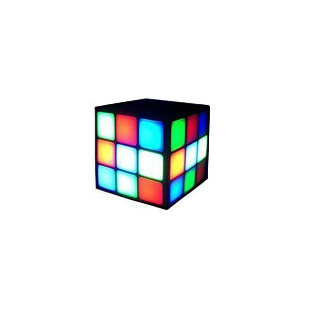 Cube Bluetooth Speaker 360 Light Show - Cube Bluetooth Speaker 360 Light Show