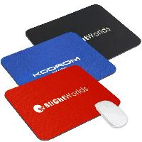 "1/8"" Thick Soft Mouse Pad - 1/8"" Thick Soft Mouse Pad"