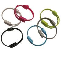 2-in-1 Bracelet USB Charging Cable - 2-in-1 Bracelet USB Charging Cable