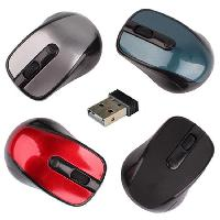 2.4G Wireless Mouse - 2.4G Wireless Mouse